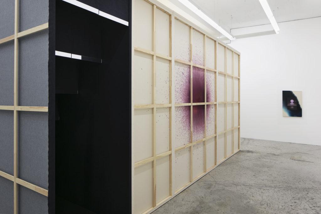 Exhibition view • Giacomo Santiago Rogado «Growing together through emotions over time», 2017