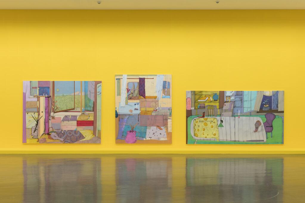Karl Schmidt-Rottluff Stipendium, 2019 • Installation view Kunsthalle Düsseldorf, (DE)
