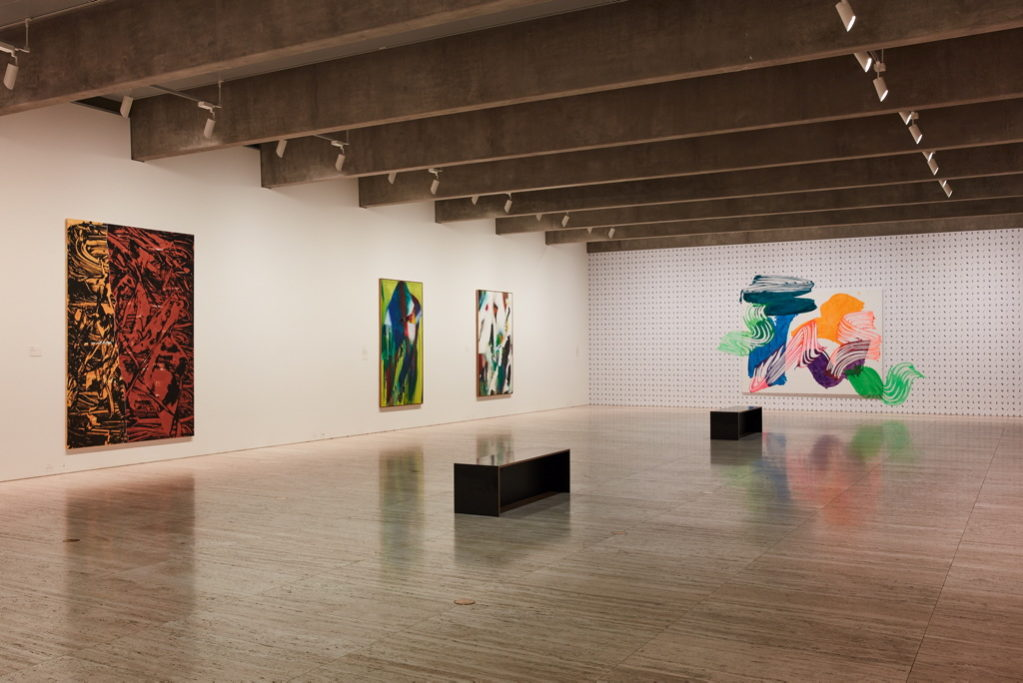Unpainting, 2017 • Installation view at the Art Gallery NSW, Sydney, Australia (AUS)