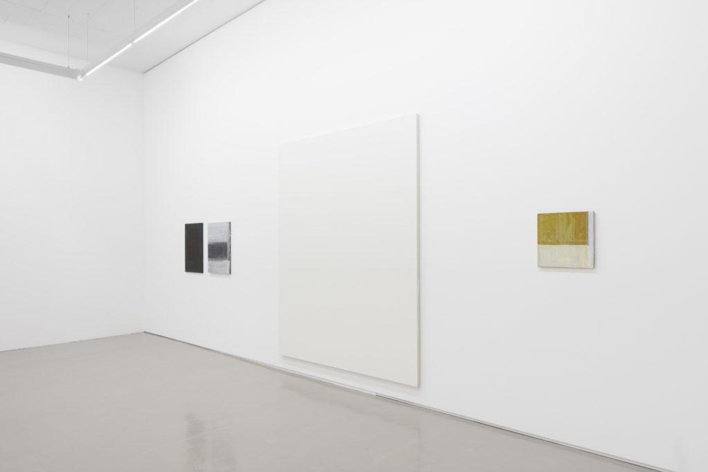 Exhibition view • Günther Wizemann «Nigredo»,  2018