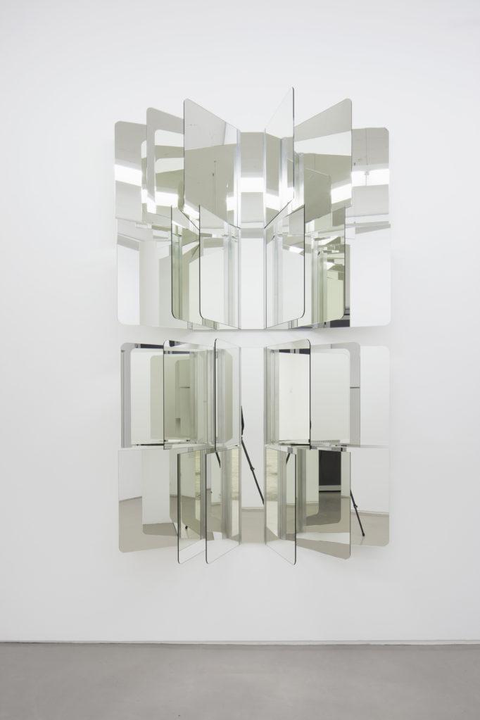 Exhibition view • Blanca Blarer  «Flanken»,   2018