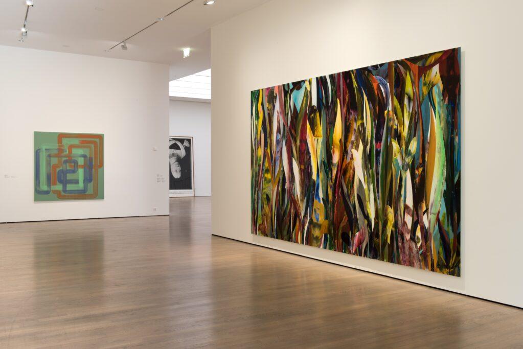 Sammlung Kunstmuseum Stuttgart, 2018 • installation view at Kunstmuseum Stuttgart (DE)