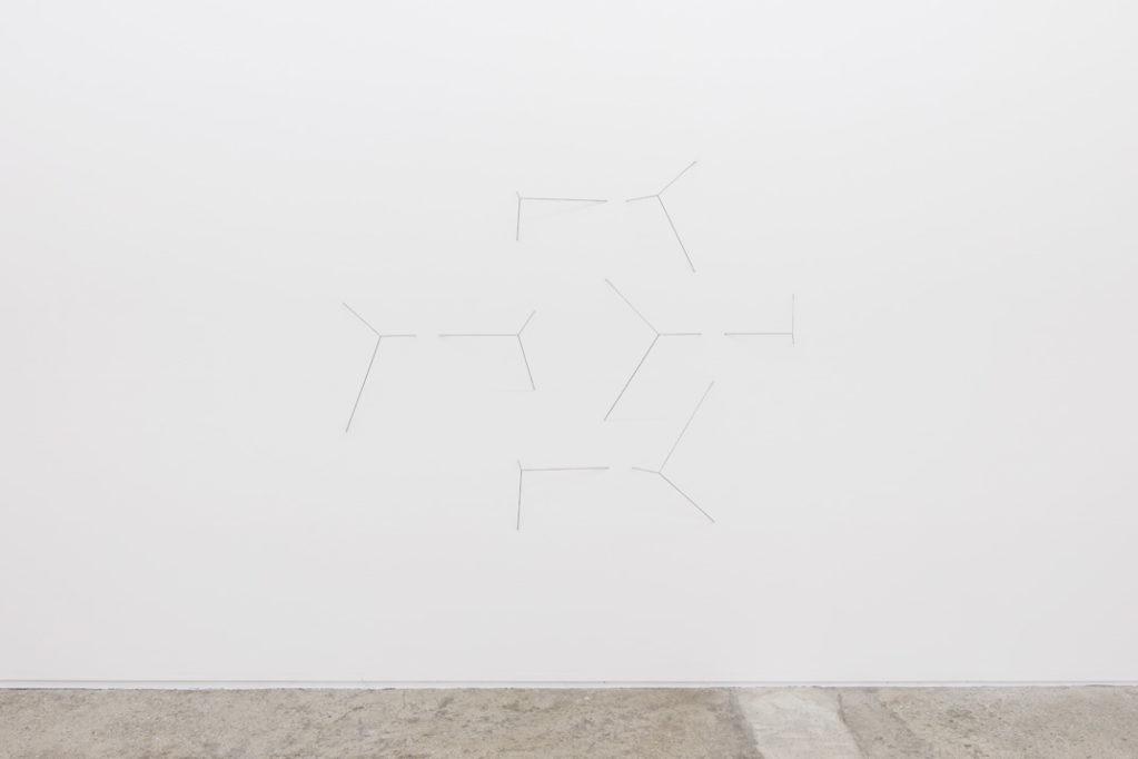 Exhibition view • Jürg Stäuble «Sog», 2019