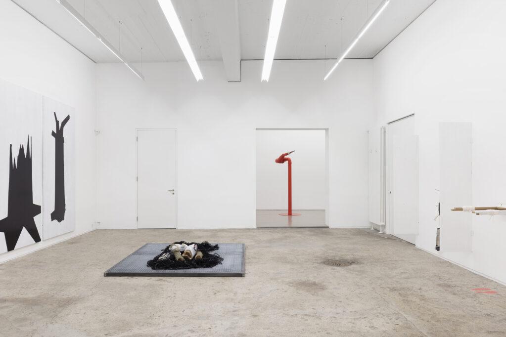Exhibition view • Reto Boller «Einmal täglich», 2019