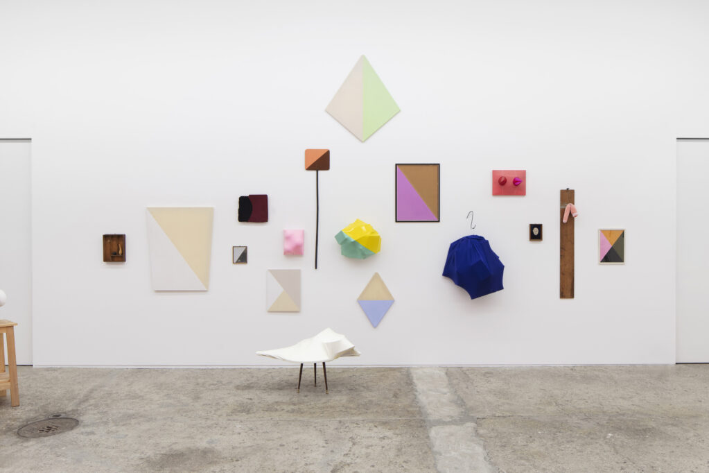Exhibition view • Martín Mele «aires nuevos», 2019