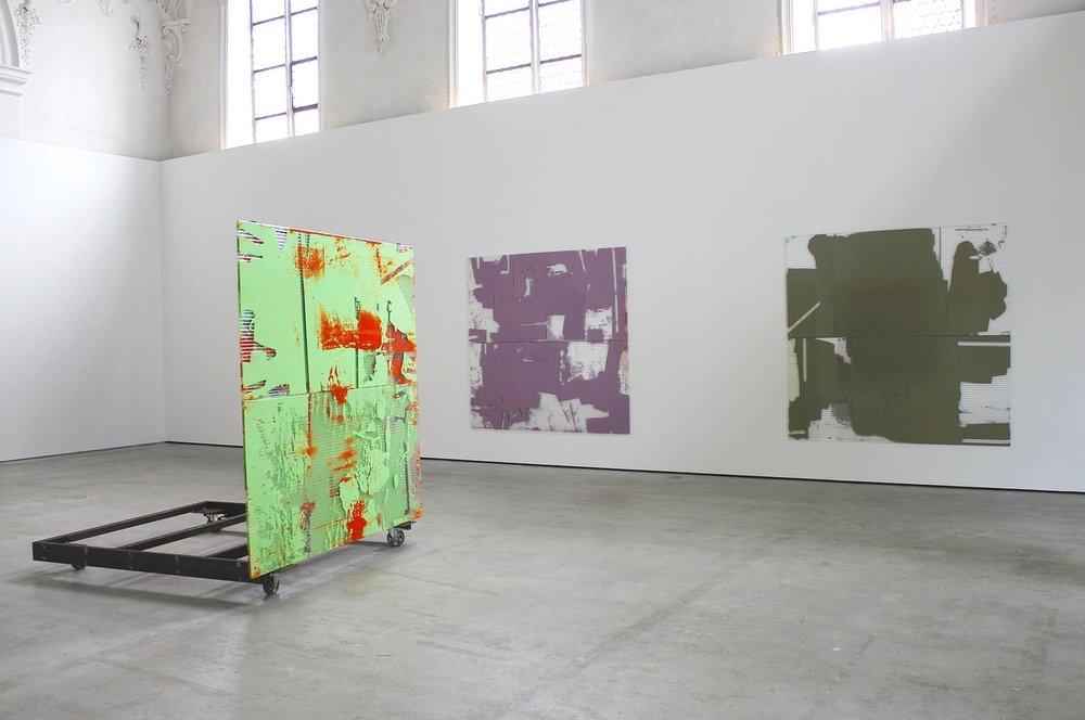In Site, 2019 • Installation view Haus der Kunst St. Josef, Solothurn (CH)