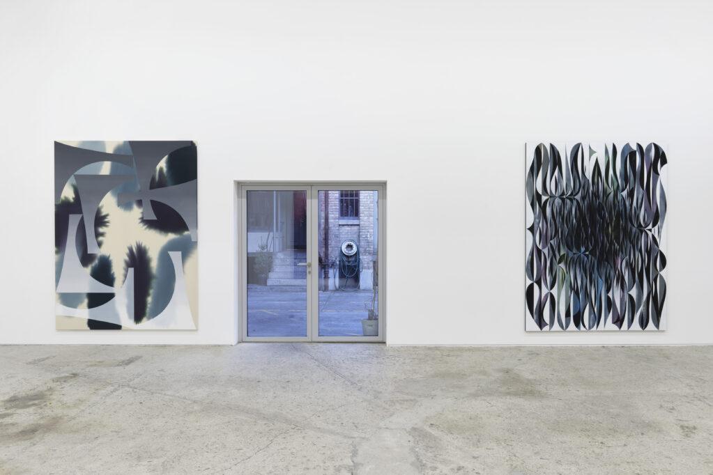 Exhibition view • Giacomo Santiago Rogado «Kopf Herz Bauch», 2021