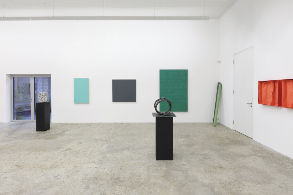 Exhibition view • «The collector Sybil Albers », 2021